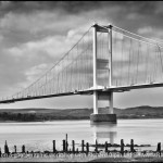 The Severn Bridge by Mike Lowe