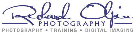 Richard Olpin Photography Website Logo